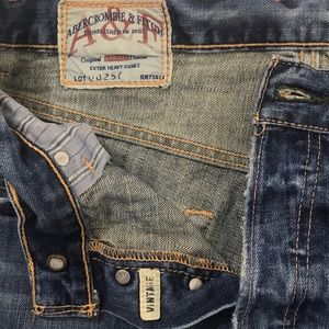 Abercrombie & Fitch Original 5 Pocket Vintage Jean